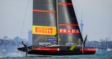 New Zealand vince Coppa America: 7-3 a Luna Rossa